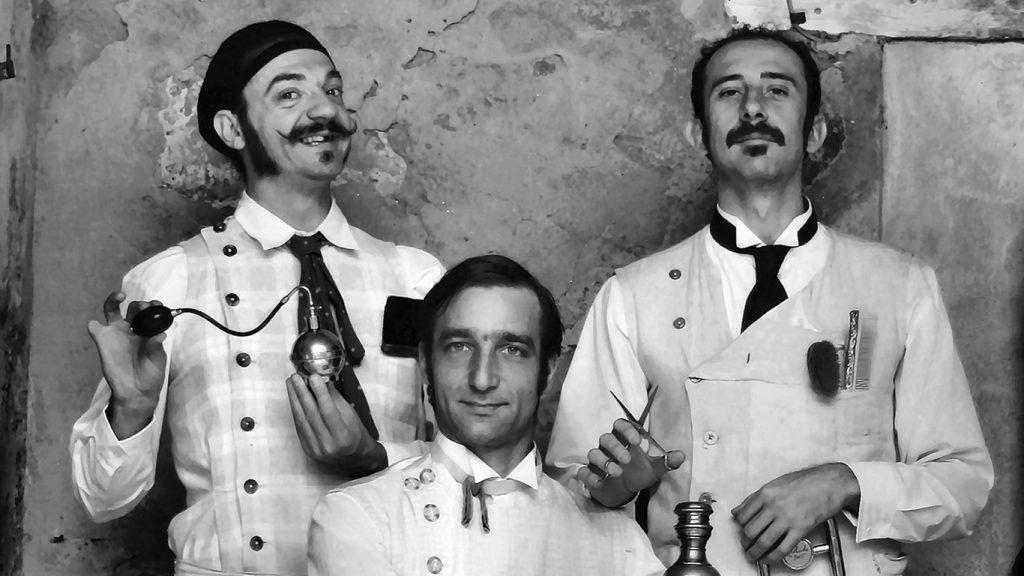 Nuova Barberia Carloni-Teatro Necessario ©Roberto Manfredi