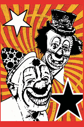 Tendance-Clown#2-Affiche2007