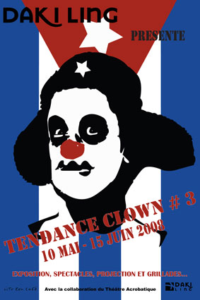 Tendance-Clown#3-Affiche2008