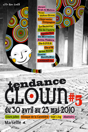 Tendance-Clown#5-Affiche2010