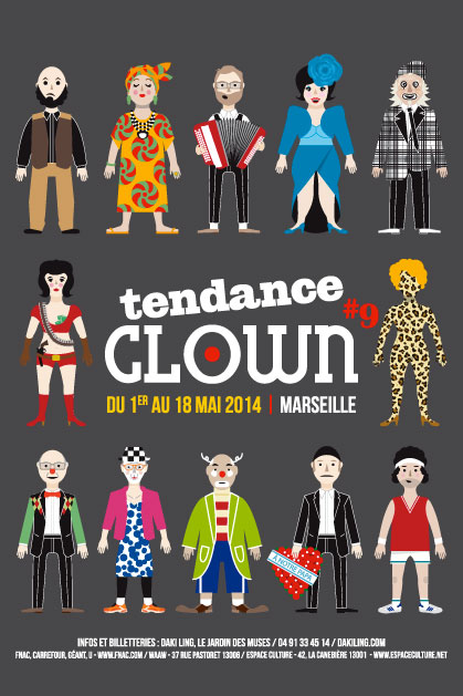 Tendance-Clown#9-Affiche2014